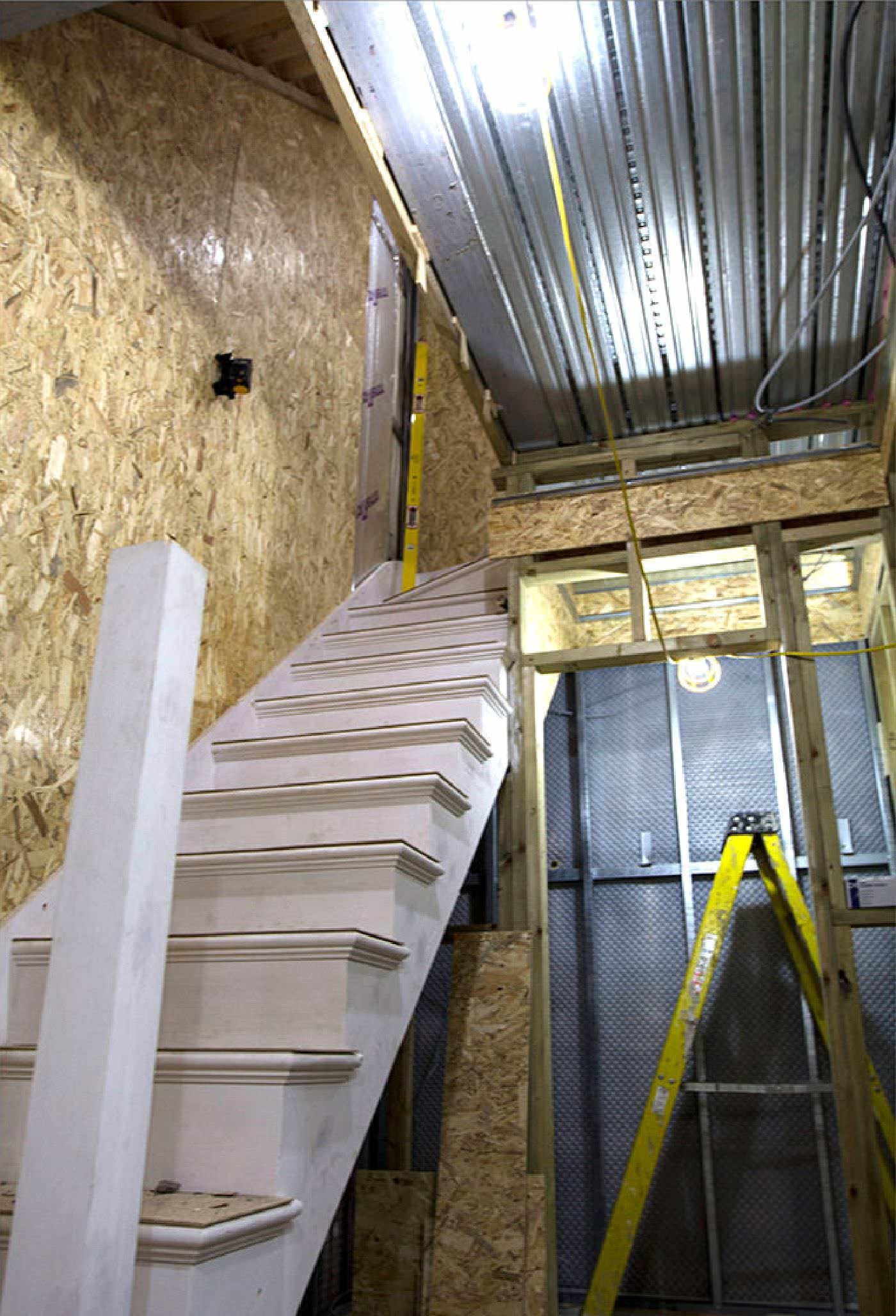 Drainage Channel Structural Waterproofing